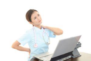 看護師の転職での疲労